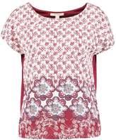 White Stuff HENNIE FLORAL Print Tshirt red