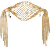 Rosantica Aquilone Fringed Gold-tone Bracelet