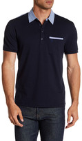 Original Penguin Oxford Collar Slim Fit Polo