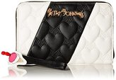 Betsey Johnson Split Decision Wallet Wallet