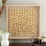west elm Nature of Wood Wall Art - Light Wood