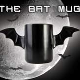 Thumbs Up Bat Mug