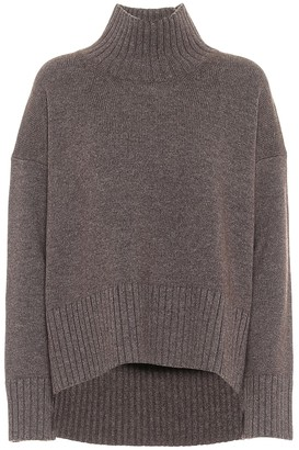 Co Wool-blend turtleneck sweater