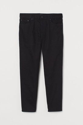 H&M Cropped Pants Regular Fit