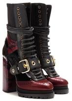 Burberry Westmarsh Embellished Boots