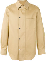 Thom Browne shirt jacket - men - Cotton - 1