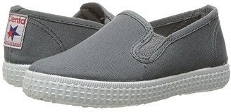 Cienta 57000 (Infant/Toddler/Little Kid/Big Kid) (Gray) Girl's Shoes
