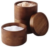 Rachael Ray Wooden 3-Tier Stacking Salt Box