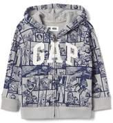 Gap | Star Wars logo zip hoodie