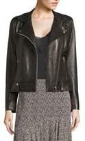 IRO Vamy Studded Leather Jacket