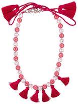 Shourouk 'Sautoir' tassel necklace
