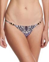 Ale By Alessandra South Pacific Strappy Bralette Swim Top, Multi