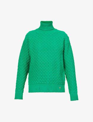 Pinko Nuvolosita stretch-knit jumper