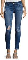 Hudson Krista Ankle Super Skinny Jeans, Indigo