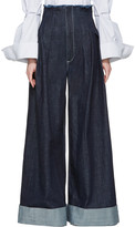 Jacquemus Navy 'Le Pantalon de Nimes' Jeans