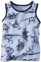 Carter's Baby Boy All-Over Graphic Tank