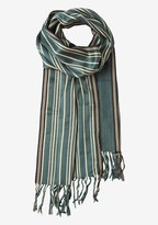 Toast Selvedge Stripe Scarf