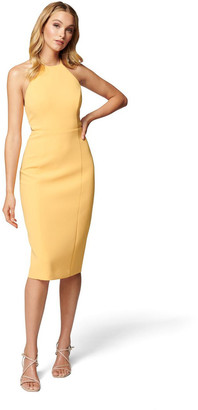 Forever New Paige Cut Out Midi Dress