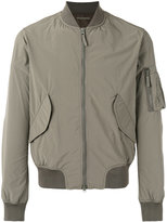 Aspesi flap pocket bomber jacket - men - Polyamide/Polyester/Spandex/Elastane - XL