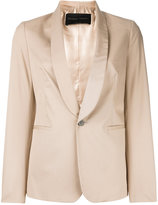 Christian Pellizzari Sleek blazer - women - Cotton/Spandex/Elastane/Viscose - 38