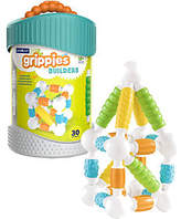 Guidecraft Grippies Builders - 30 Piece Set