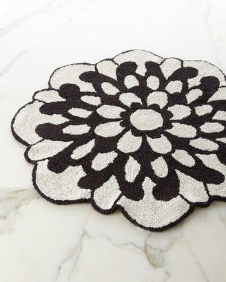 Missoni Home Otil Reversible Flower-Shaped Bath Rug
