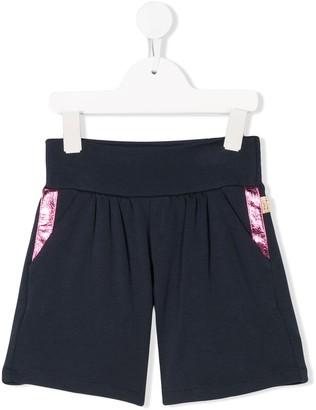The Marc Jacobs Kids Contrast-Trim Shorts