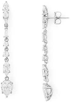 Nadri Mia Linear Earrings