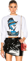 J.W.Anderson Sweatshirt with Marlin