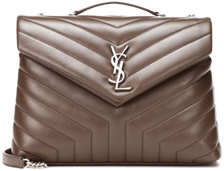 Saint Laurent Medium Loulou Monogram shoulder bag