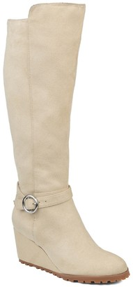 Journee Collection Veronica Extra Wide Calf Boot