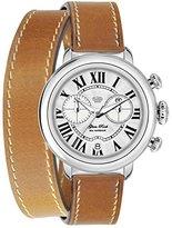 Glam Rock Women's GR77132N Bal Harbour Analog Display Swiss Quartz Brown Watch