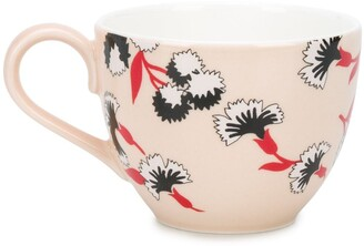 Marni Market Floral Print Tea Cup