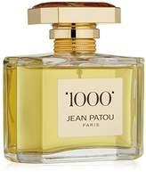 Jean Patou 1000 for Women, Eau De Parfum, Vaporisateur/Spray 75 ml Pack of 1 x 0.268 L)