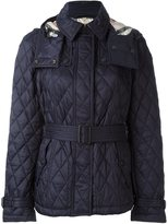 Burberry 'Shortfinsbridge' jacket - women - Polyamide/Polyester - S