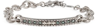 Armenta Old World Diamond & Tourmaline Bracelet