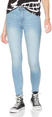 Cheap Monday Women's High Spray Jean in Stone Bleach 30x31