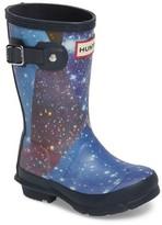 Hunter Toddler Space Camo Rain Boot