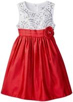 Dorissa Mary Shimmer Dress (Baby Girls)