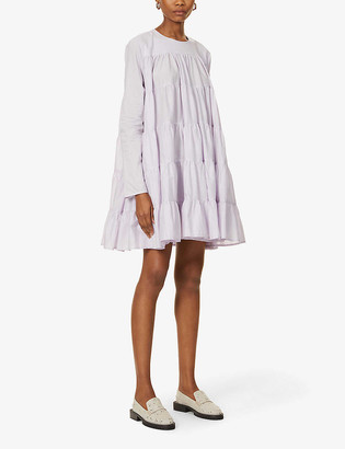 Merlette New York Soliman cotton mini dress