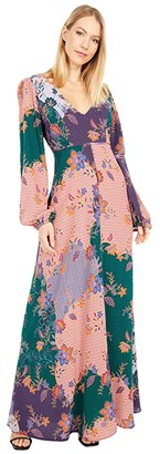 Johnny Was Sirius Maxi Dress (Multi) Women's Dress