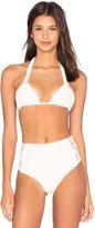 Mikoh Kula Triangle Bikini Top