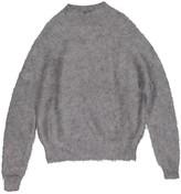 Haider Ackermann Grey Wool Knitwear for Women