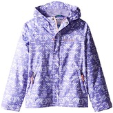 Columbia Kids Fast & Curious Rain Jacket (Little Kids/Big Kids)