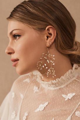 Twigs & Honey Vermeer Earrings By Twigs & Honey in Gold Size ALL