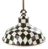 Mackenzie Childs Courtly Check Barn Pendant Lamp