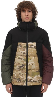 Element X Griffin BASE CAMP DOWN JACKET