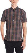 DC Men's Standish Short Sleeve Shirt