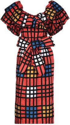 Mara Hoffman 3/4 length dresses