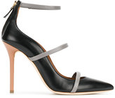 Malone Souliers Robyn pumps - women - Leather/Nappa Leather - 38